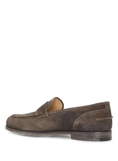 Alberto Fasciani Ayakkabı Bej